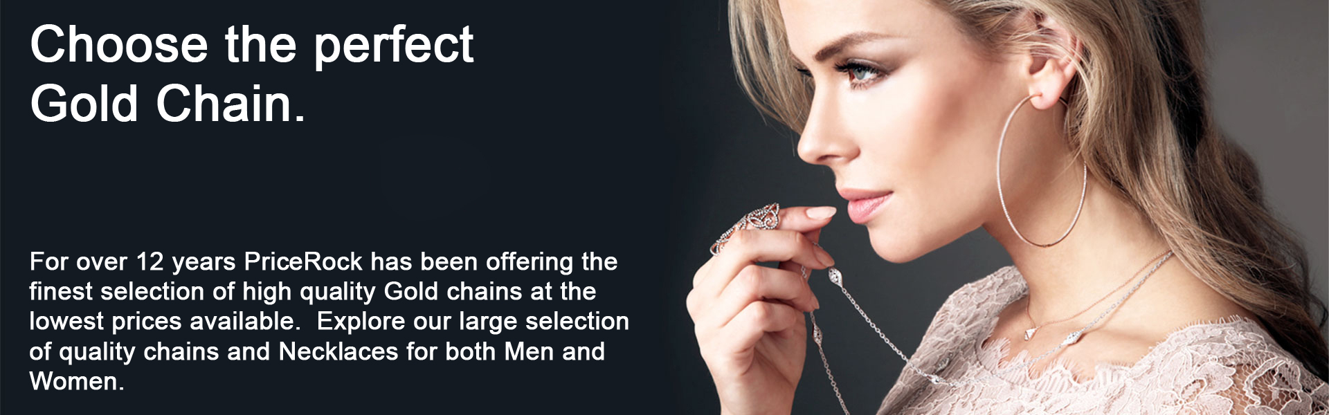 Choose the perfect Gold Chain